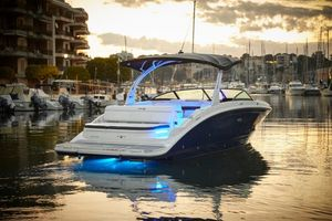New Sea Ray 270SDX Sports Fishing Boat For Sale