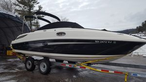 Used Sea Ray 260 Sundeck Sports Fishing Boat For Sale