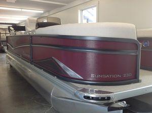 New Premier 230 SunSation RF Pontoon Boat For Sale