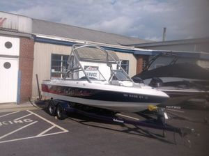 Used Tige 22i Riders Sports Fishing Boat For Sale