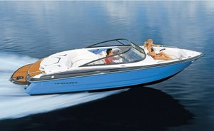 New Monterey 224FS Sports Fishing Boat For Sale