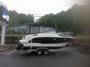 Used Bayliner 245 Sunbridge Sports Fishing Boat For Sale