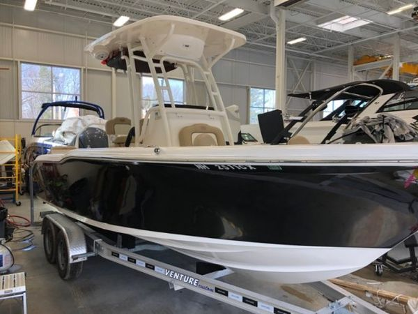 Used Key West 239 FS Freshwater Fishing Boat For Sale
