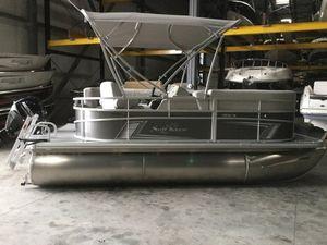 New Sunchaser VISTA 16LR Pontoon Boat For Sale
