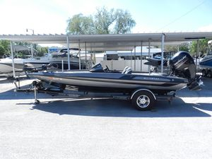 Used Stratos 189 Bass Boat For Sale
