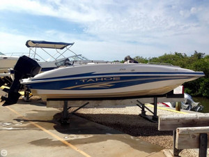 Used Tahoe 215 Deck Boat For Sale