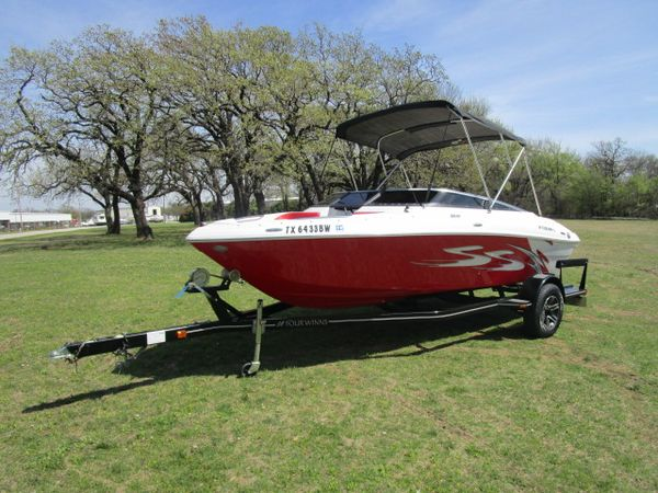 Used Four Winns Horizon 190 SS Bowrider Boat For Sale