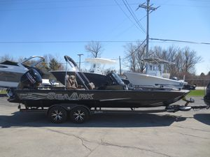 Used Seaark 2472 FX Freshwater Fishing Boat For Sale