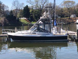 Used Blackfin 32 Combi Flybridge Boat For Sale