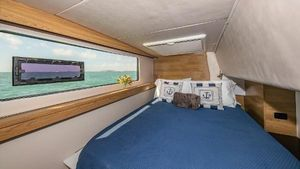 Used Fountaine Pajot 47 Power Catamaran Boat For Sale