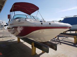 Used Hurricane SunDeck 195 OB Deck Boat For Sale