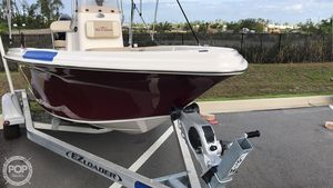 Used Sea Chaser 19 Sea Skiff Center Console Fishing Boat For Sale