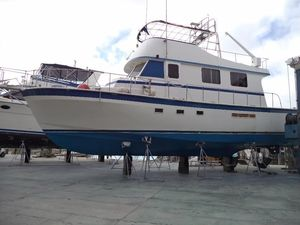 Used Marine Management Cockpit Trawler Boat For Sale