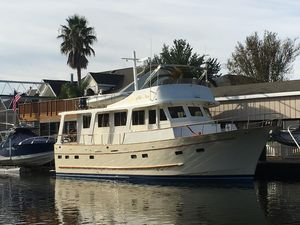 Used Marine Trader Trawler Boat For Sale