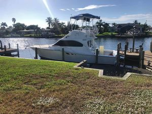 Used Luhrs Tournament Fisherman Convertible Fishing Boat For Sale