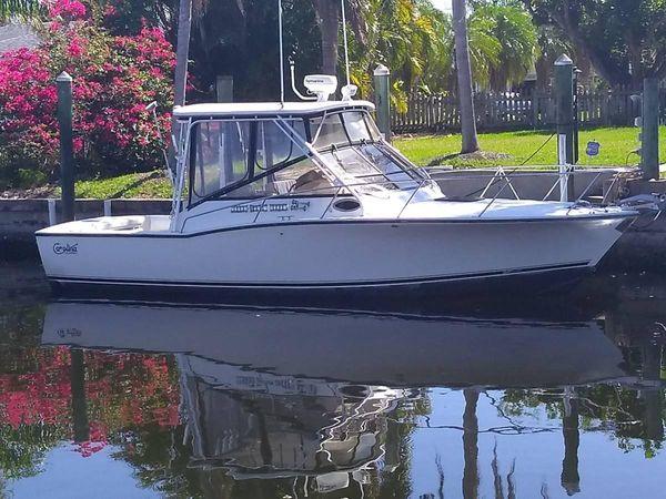 Used Carolina Classic Express Hard Top Pilothouse Boat For Sale