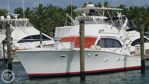 Used Post 42 Sport Fisherman Sports Fishing Boat For Sale
