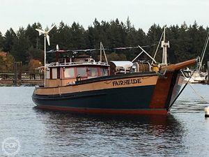 Used Custom 52' Schooner Sailboat For Sale
