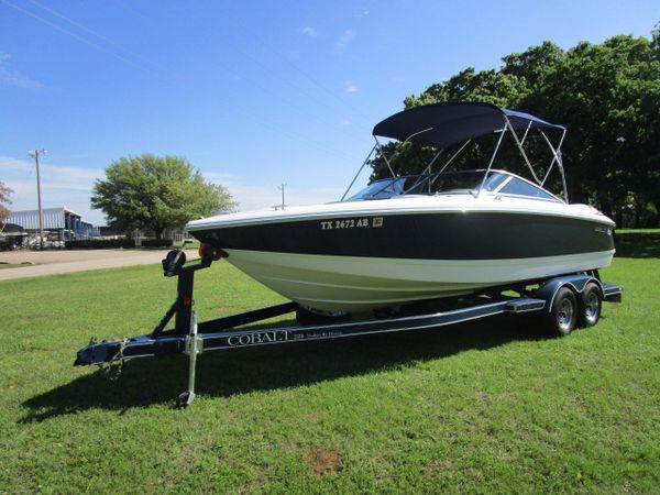 Used Cobalt 220 Bowrider Boat For Sale