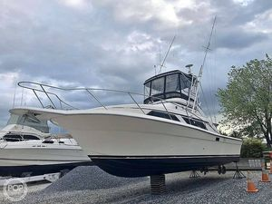 Used Sea Fox 33 Sports Fishing Boat For Sale