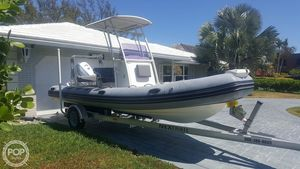 Used Brig Navigator 610 Center Console Fishing Boat For Sale
