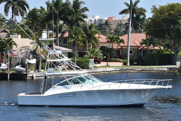 Used Cabo Express Saltwater Fishing Boat For Sale