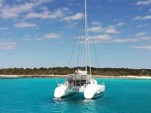 Used Lagoon S2 Multi-Hull Sailboat For Sale