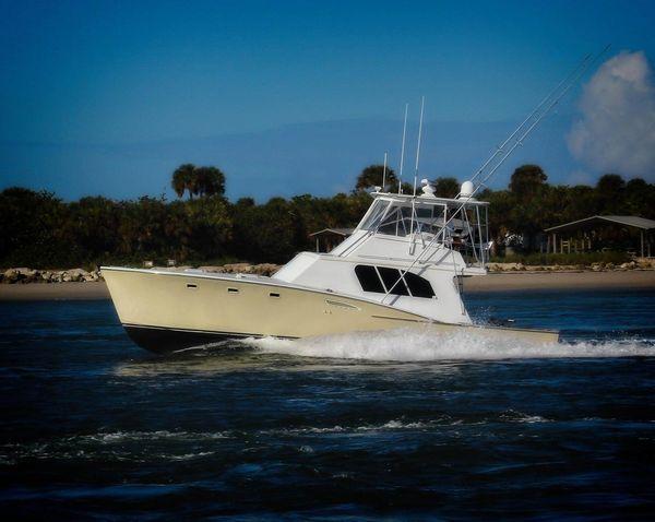 Used Whiticar Custom Sportfish Sports Fishing Boat For Sale