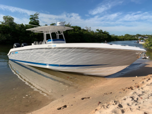 Used Arth Boats Arth 333 Walkaround Fishing Boat For Sale