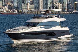 New Prestige 520 Fly Motor Yacht For Sale