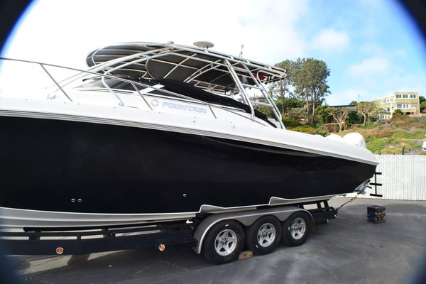 Used Fountain 38 LX Saltwater Fishing Boat For Sale