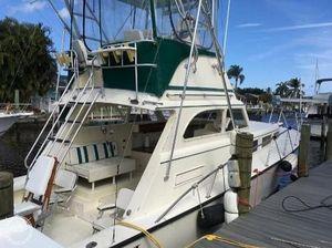 Used Dorado 40 SF Sports Fishing Boat For Sale