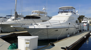 Used Johnson Cruiser Boat For Sale
