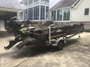 Used Custom 20 Duck Fishing Boat For Sale