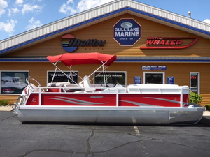 New Jc Tritoon Spirit 242TT Tritoon Pontoon Boat For Sale