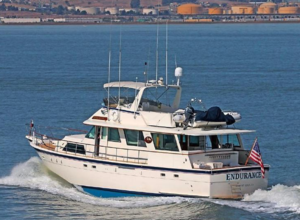 Used Hatteras Pilothouse Boat For Sale