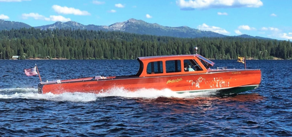 Used Hacker-Craft Commuter Antique and Classic Boat For Sale