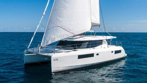 Used Leopard 45 Cruiser Sailboat For Sale