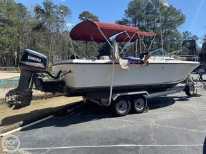 Used Pro-Line 230 Walkaround Fishing Boat For Sale