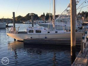 Used Pearson 405 Triton Sloop Sailboat For Sale