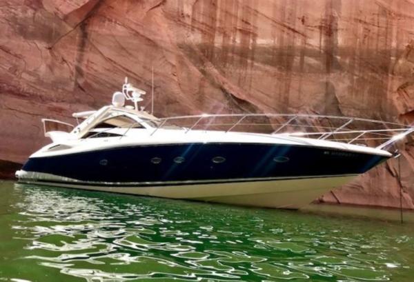 Used Sunseeker Portofino Express Cruiser Boat For Sale