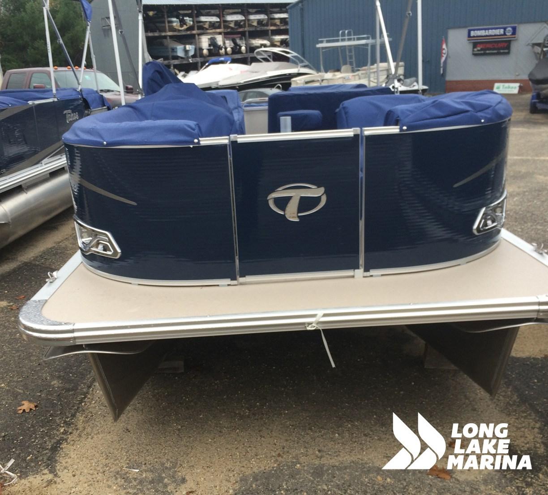 2015 used tahoe pontoon lt entertainer other boat for sale 27 499 naples me. Black Bedroom Furniture Sets. Home Design Ideas