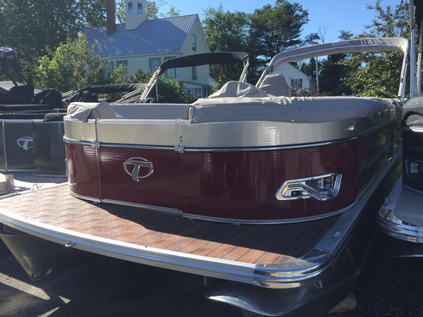 New Tahoe Pontoon Cascade Cruise 25' Other Boat For Sale