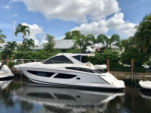 Used Regal 53 Sport Coupe Express Cruiser Boat For Sale