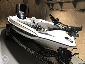 Used Allison XB-21 Tournament Edition Bass Boat For Sale