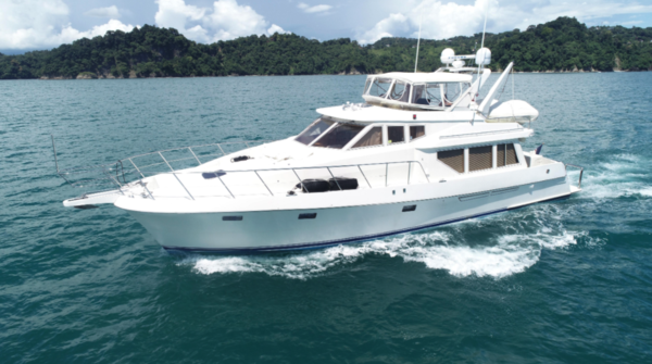 Used Mckinna Pilothouse Boat For Sale