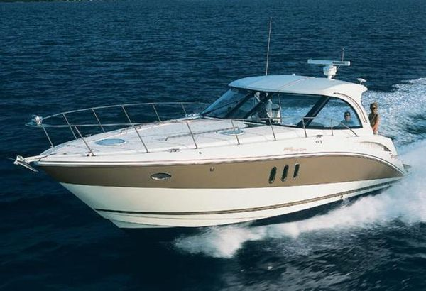 Used Cruisers 390 Sports Coupe Express Cruiser Boat For Sale