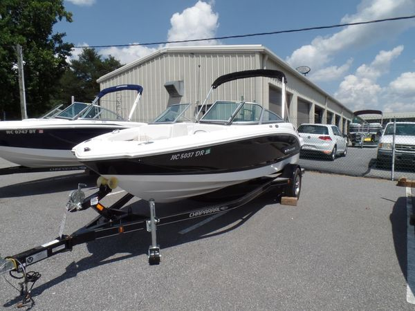 Used Chaparral 186 SSi Runabout Boat For Sale