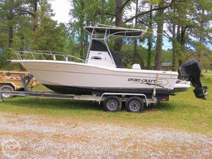 Used Sportcraft 220 CC Center Console Fishing Boat For Sale
