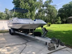 Used Hurricane GS 248 Deck Boat For Sale